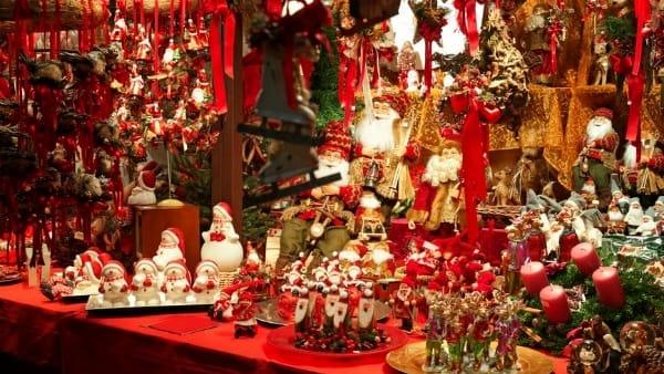 I mercatini di Natale a Campo di Marte