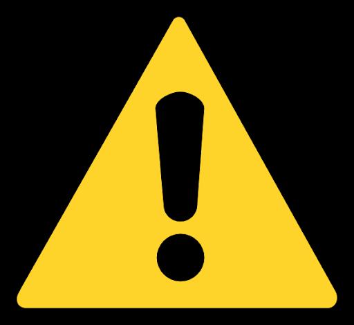 Alert chiusura negozio Coronavirus