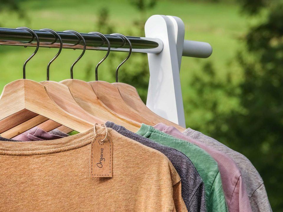 scelta sostenibile abbigliamento ecofrienly cotone biologico